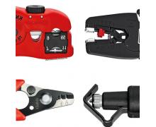 Инструмент для снятия изоляции с кабеля Knipex